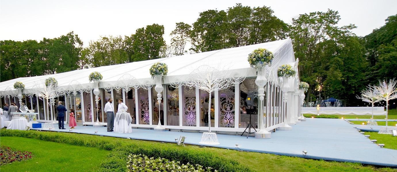 Свадьба в Шереметьевском дворце