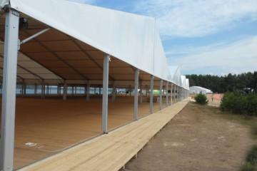 Международный форум «Селигер» - шатры А-Тент