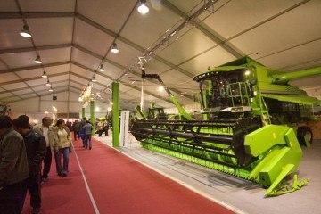 Сельскохозяйственная выставка на ВВЦ - шатры А-Тент