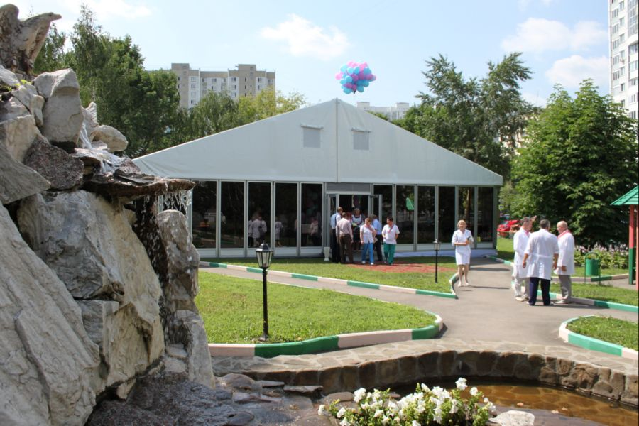 30 лет со дня основания Родильного дома №4