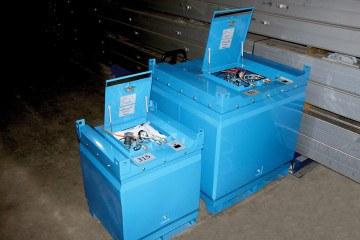 Емкости для дизельного топлива 300/1000 л