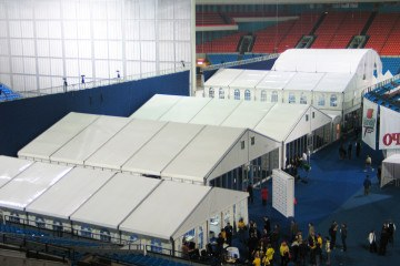 Евролига УЛЕБ 2005, Финал Четырех - шатры А-Тент