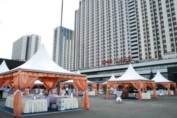 30-летие гостиничного комплекса