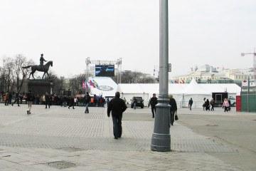 Чемпионат мира по хоккею - шатры А-Тент