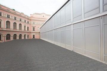 Алюминиевые стеновые панели высотой 6 м – BIG TENT SERIES
