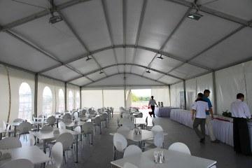 Чемпионат мира по гребле на байдарках и каноэ – 2014 - шатры А-Тент
