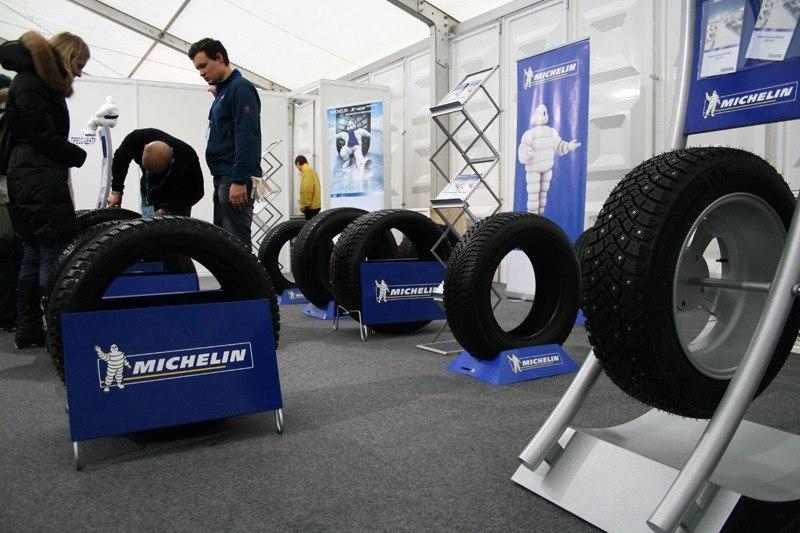 Семейный фестиваль шин и автомобилей «Русская зима»