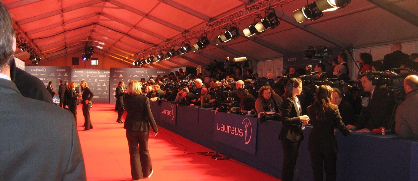 """Премия """"Laureus World Sports Awards – 2008"""""""