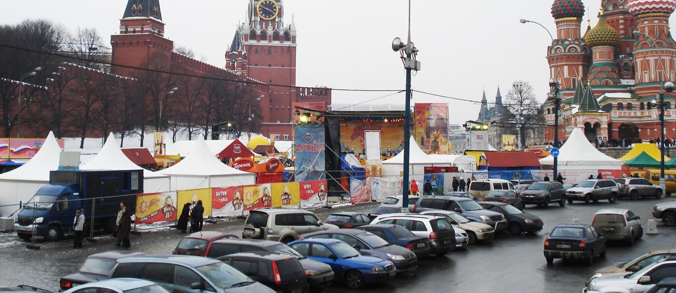 Масленица 2009 в Москве