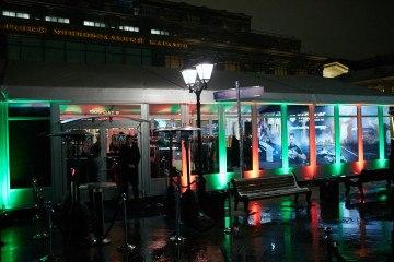Церемония открытия бутика