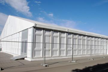 Выставка проектов развития Московской агломерации - шатры А-Тент