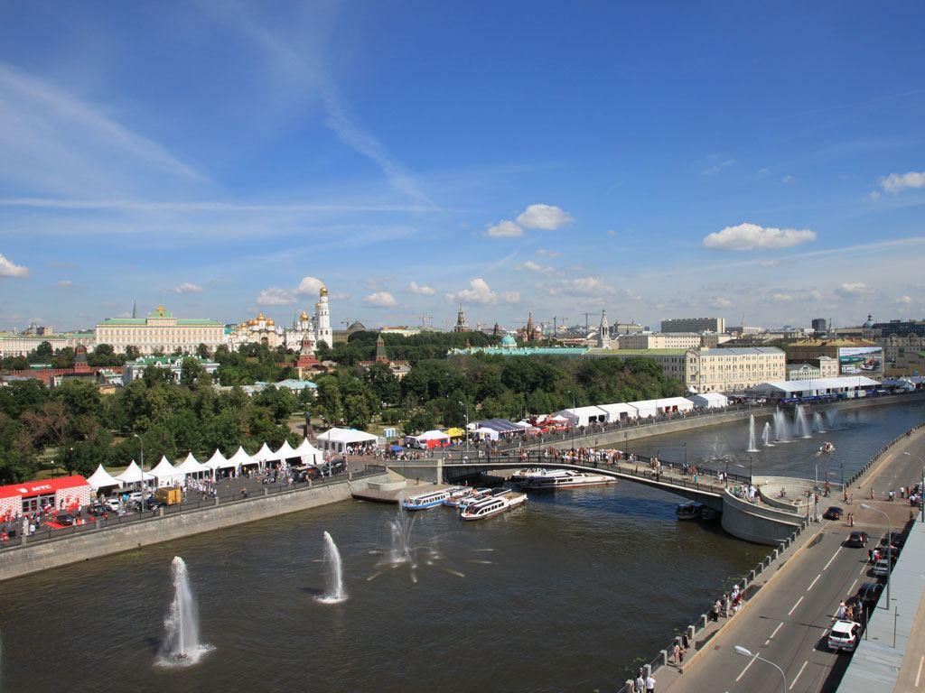 """Автоспортивное шоу """"MOSCOW CITY RACING 2012"""""""