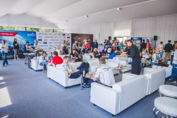 Автоспортивное шоу «Moscow City Racing 2014» - шатры А-Тент