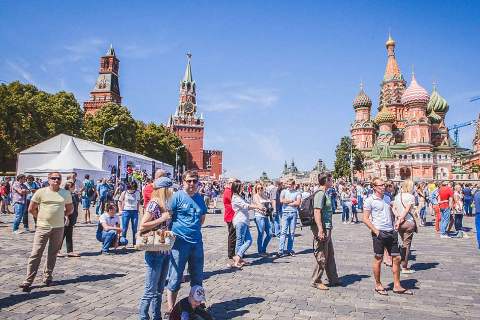 Автоспортивное шоу «Moscow City Racing 2014»
