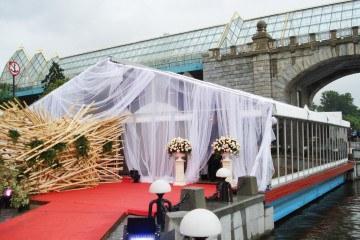 Аренда шатра на свадьбу