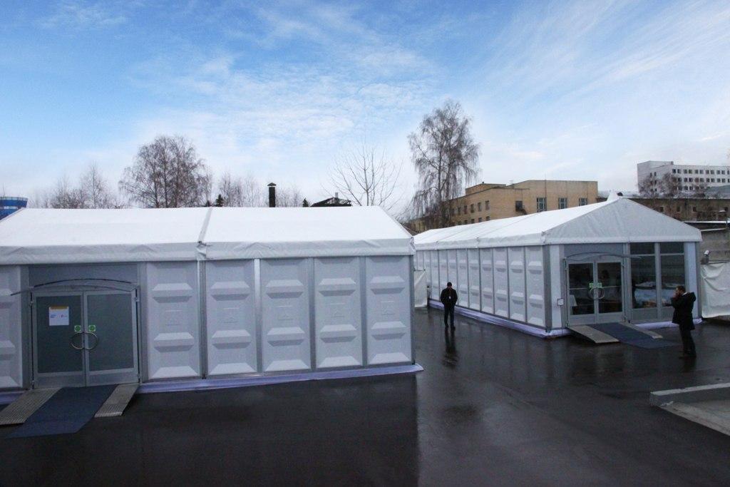 """Открытие Центра обработки данных """"SAP"""""""