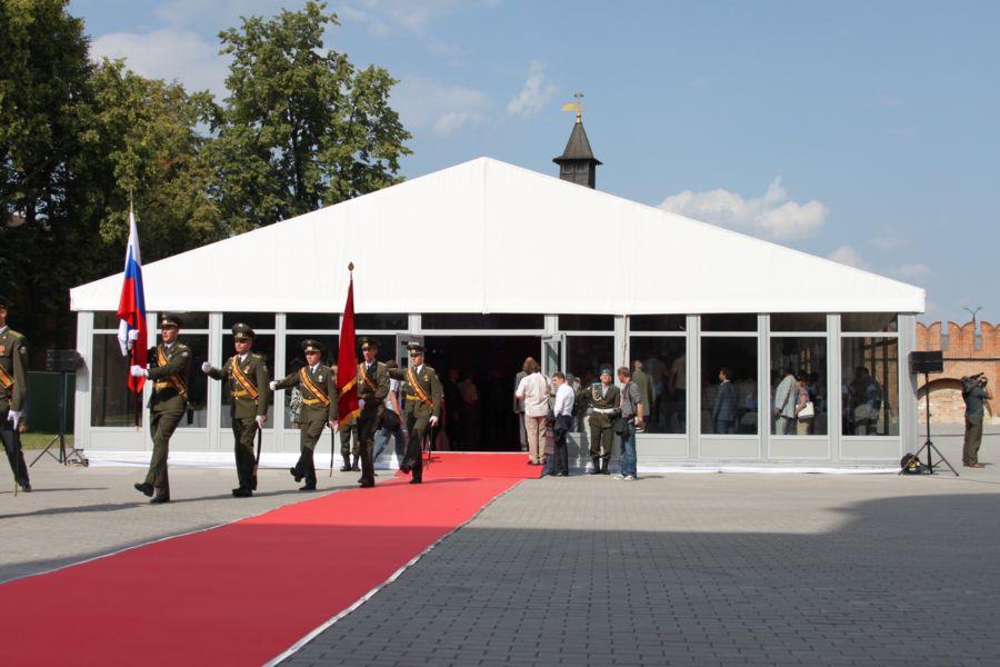 Церемонии вступления в должность губернатора