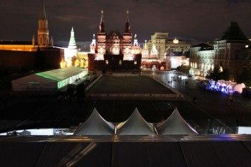 Фестиваль «Спасская башня» - шатры А-Тент