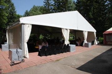 Частное мероприятие - шатры А-Тент