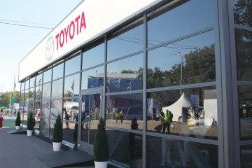 XIV Чемпионат Мира по Лёгкой атлетике - шатры А-Тент