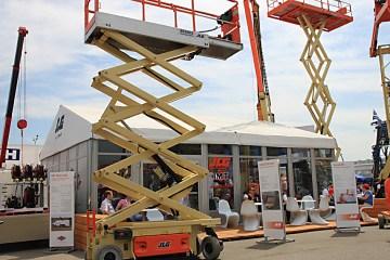 Выставка «Строительная техника и технологии – 2014» - шатры А-Тент