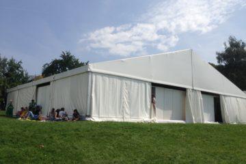 «Русское поле» — Фестиваль славянского искусства - шатры А-Тент