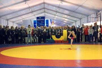 «Россия – спортивная держава» - шатры А-Тент