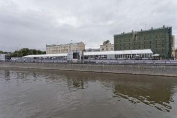 Автоспортивное шоу «MOSCOW CITY RACING 2013» - шатры А-Тент