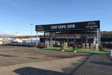 Команда А-ТЕНТ приняла участие в Tent Expo 2018