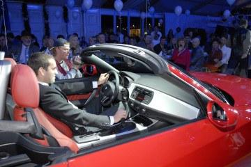 Презентация BMW - шатры А-Тент